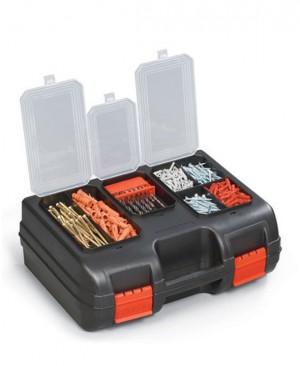 جعبه ابزار و پیچ و مهره پلاستیکی پورتبگ - portbag - - کیف ابزار - جعبه ابزار