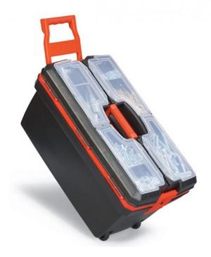 جعبه ابزار پرتابل پلاستیکی پورتبگ - portbag - - کیف ابزار - جعبه ابزار چرخ دار