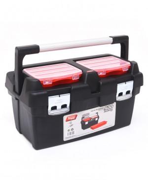 جعبه ابزار تایگ - tayg - 500 - پلاستیکی - کیف ابزار