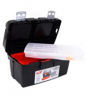 جعبه ابزار تایگ - tayg - 500E - پلاستیکی - کیف ابزار